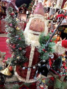 Handmade Santa by Krisnick