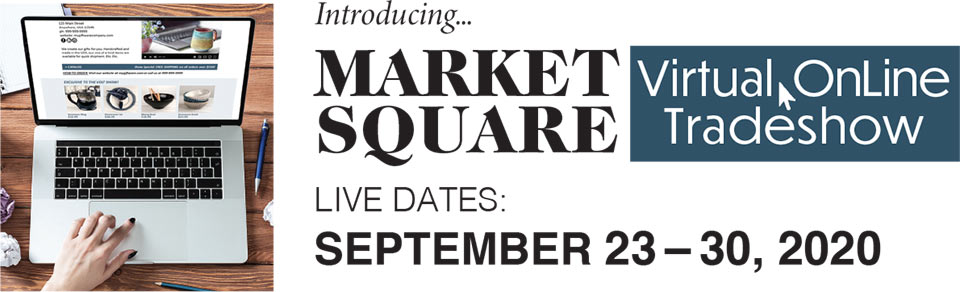 Market Square Virtual Online Tradeshow - September 23 - 30, 2020